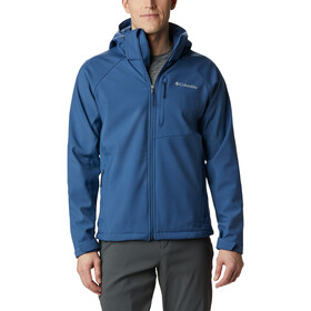 Columbia Cascade Ridge II Softshell Jacke Herren night tide